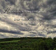 Titus 3:15 by vigor
