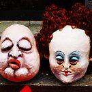An Odd Couple by vivendulies
