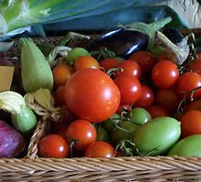 Fresh Produce - Kangaroo Valley Show 2013 by Donnahuntriss