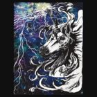 unicorn magic 2 tee by LoreLeft27
