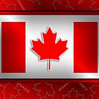 Canada iphone and Ipod Cases by Clickcreations