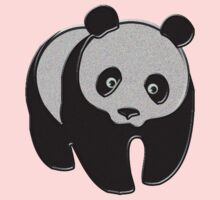 Panda Bear Kids Clothes