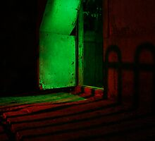15.2.2013: Night in Abandoned Cowshed II by Petri Volanen