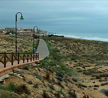 Dunes of La Mata by Janone