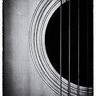 Guitar Film Noir by Natalie Kinnear