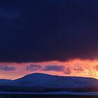 Winter sunset over Hoy by Porridgewog32