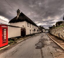 Dunsford Village by Rob Hawkins