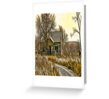 I Remember You Greeting Card