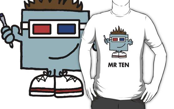 Mr Ten by carrieclarke