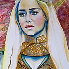 Game of Thrones- Khaleesi  by Slaveika Aladjova