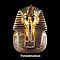Tutankhamun iPad Case by Catherine Hamilton-Veal  ©
