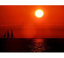 Key West Sunset Photographic Print