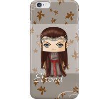 Chibi Elrond iPhone Case/Skin