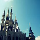 Cinderellas Castle  by LaurelMuldowney