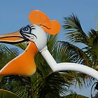 Playground Pelican by Scott Dovey