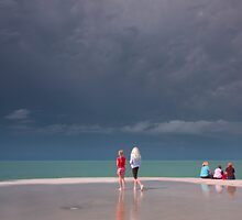 After the Storms - Cleveland Qld Australia by Beth  Wode