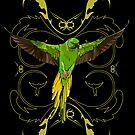 Parrot by Adamzworld