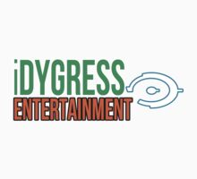 iDygress Entertainment Logo T-Shirt by IdygressE