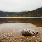 edge of Dove Lake by Martin Pot