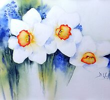 Spring Time -2 by Bev  Wells