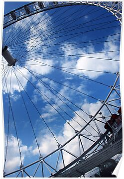 The London Eye by AlisonOneL
