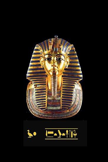 Tutankhamun  by Catherine Hamilton-Veal  ©