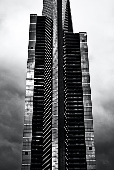 Eureka Tower Melbourne. by Nick Griffin