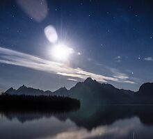 Jackson Lake - Grand Teton National Park, Wyoming by Jason Heritage