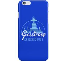 Disney Gallifrey iPhone Case/Skin