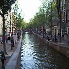 Amsterdam canal by missycullen