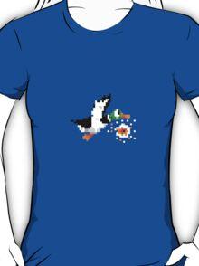 8-Bit Nintendo Duck Hunt 'Miss' T-Shirt