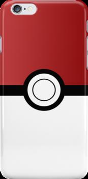 Pokemon Ball by eatorcs