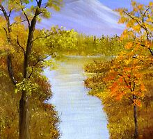 Fall Is Here by Rick Schimpf