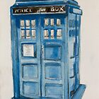 Tardis by rakka