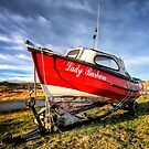 Lady Barbara High and Dry by hebrideslight