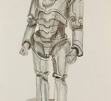 Cyberman by rakka