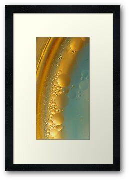 Oil in water # 5 by Dipali S