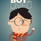 The Boy Who Lived by smorgash-borg