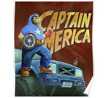 Captain Merica Poster