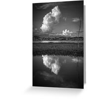 Cloud Patch 2 Greeting Card