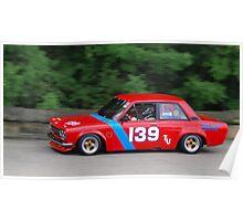 510 Racer Poster