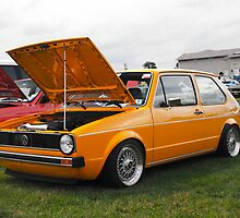 VW GOLF by Gutesdesignist