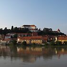 Ptuj castle by Dalmatinka