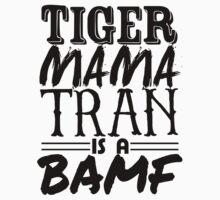 TIGER MAMA by tripinmidair