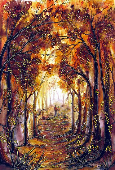 Autumn Memories by © Linda Callaghan