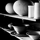 Pots in the Early Morning Light by jackgreig