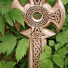 A Celtic Cross for St Patricks Day by SummerJade