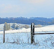 Winter Lancscape by TrendleEllwood