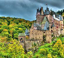 Burg Eltz, Rhineland-Palatinate, Germany by Erik Schlogl