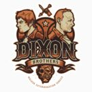 Dixon Brothers Exterminators - STICKER by WinterArtwork